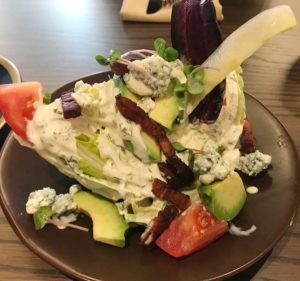 The Ice Wedge Salad