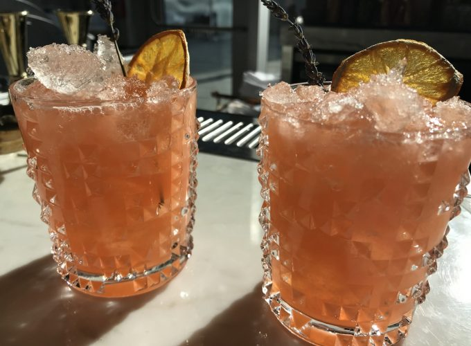 Alchemy Looks to Be a Jewel on the City's Cocktail Scene