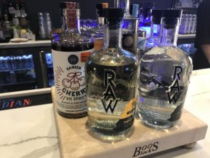 Spirits available at Rogers Place, Edmonton