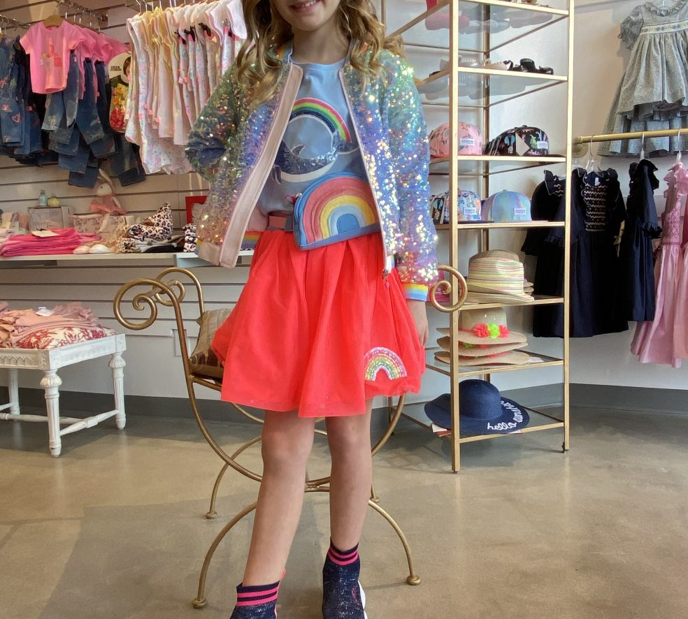 Shop Around the Corner: High-end Fashion for the Younger Ones