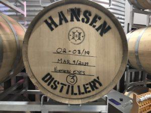 Hansen barrel