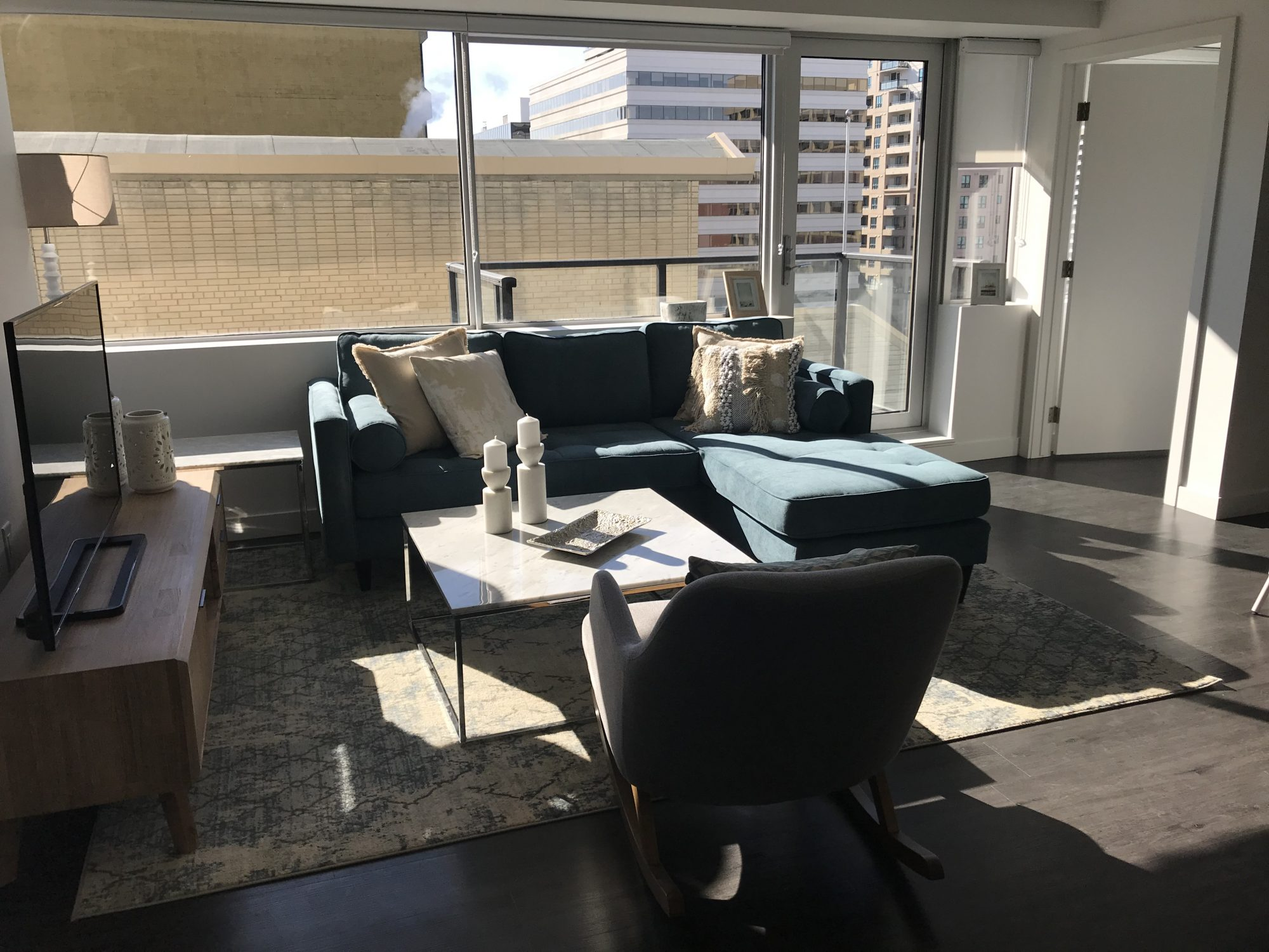 Suite at The Capital