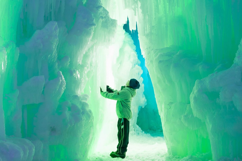 Ice-Castle