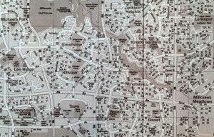 South Edmonton Map