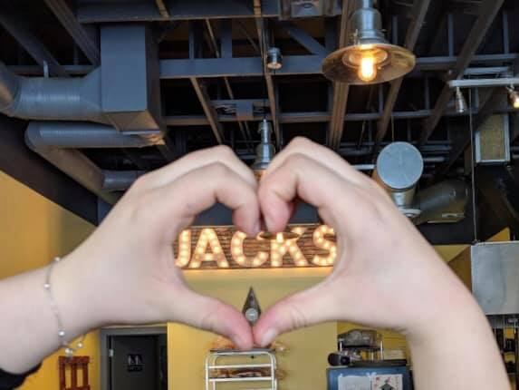 Jack's Burger Shack: Awesome With a Side of Badass