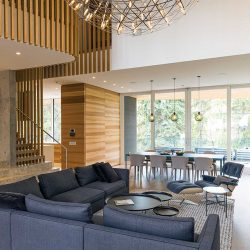 Inside Michelle Breault and Chris Rudnisky's Home with Ravine Views