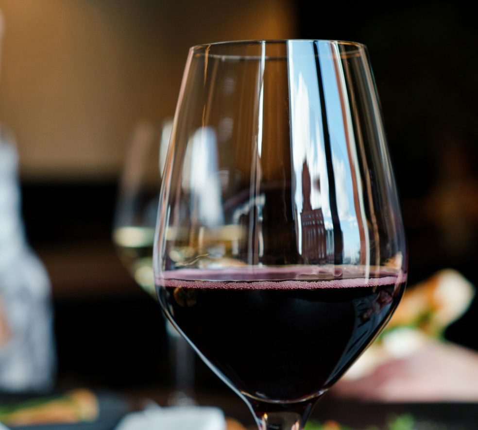 The Sparkling Red Wine Popping Up in More and More Edmonton Restaurants