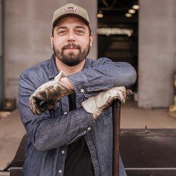 Pitt County BBQ Owner Peter Zukiwski