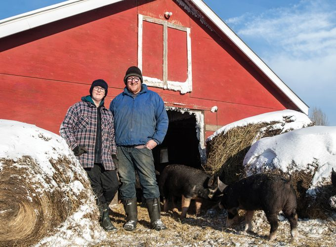 Irvings Farm Fresh's Commitment to Local Pork Products Spans More Than a Decade