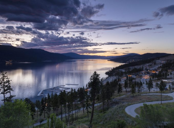Luxury Lakefront Living in Kelowna, BC
