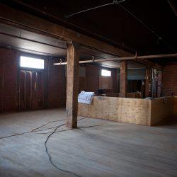 Mercer Block interior