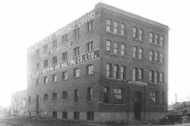Mercer Block heritage photo