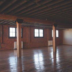 Mercer Block hall interior