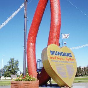 Mundare's sausage