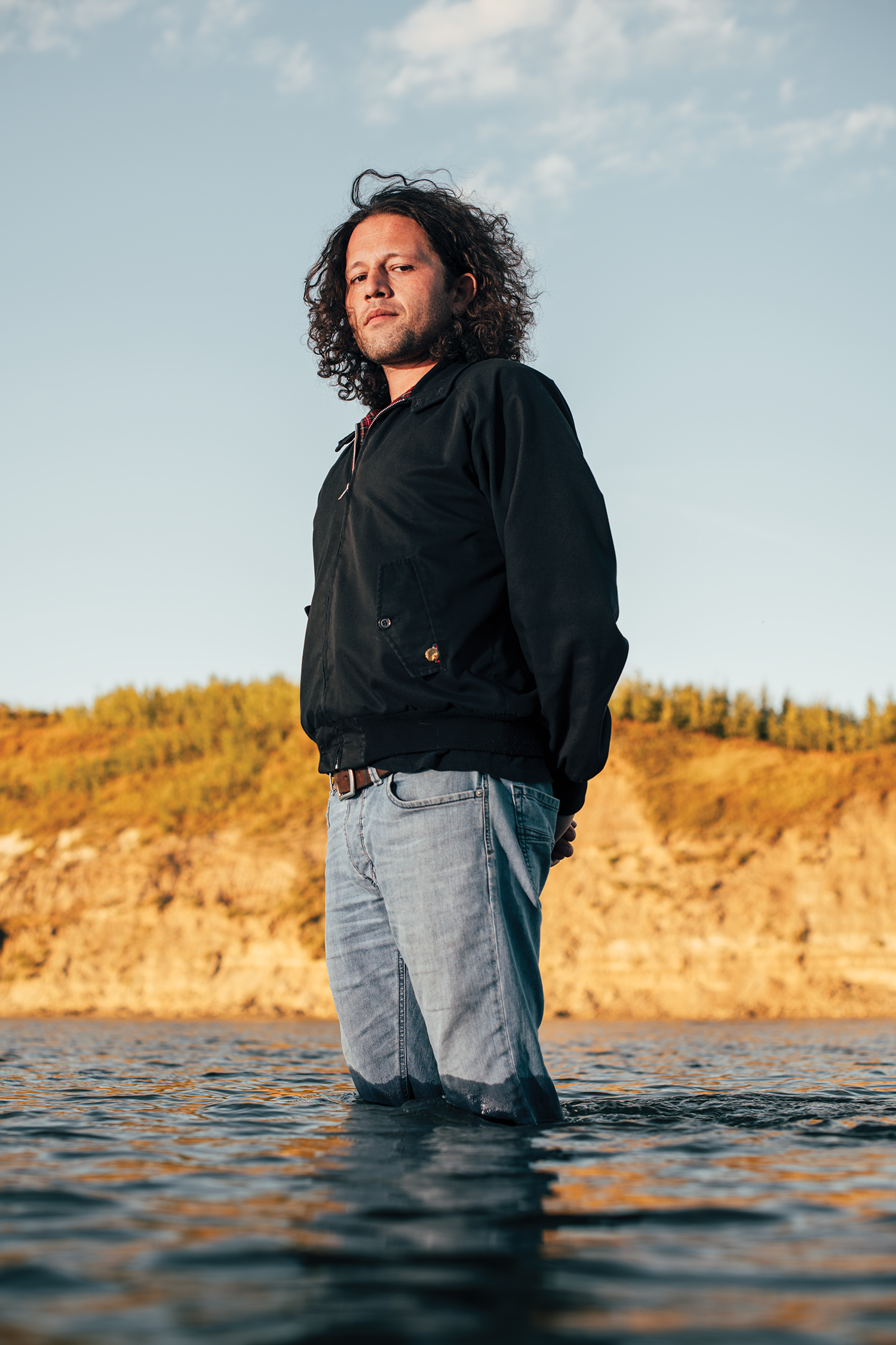 Kris Harper, founding member of nêhiyawak