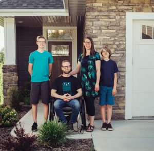 The Kleine family