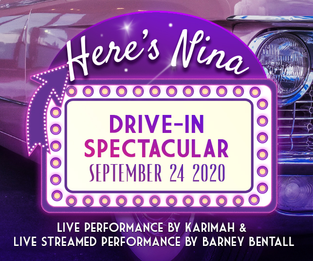 Here's Nina BB - Sep.2020