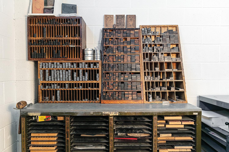Printing blocks at SNAP