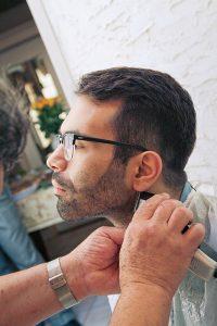 Omar Mouallem beard