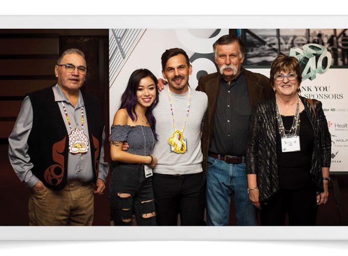Party Crasher: Avenue Edmonton's 2019 Top 40 Under 40