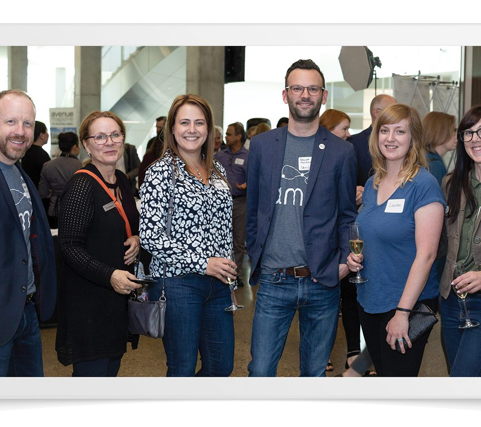 Party Crasher: Avenue's First Innovation Event