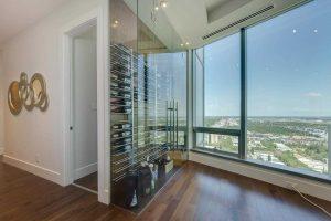 Pearl wine rack