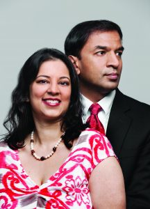 Deepali Kumar and Atul Humar