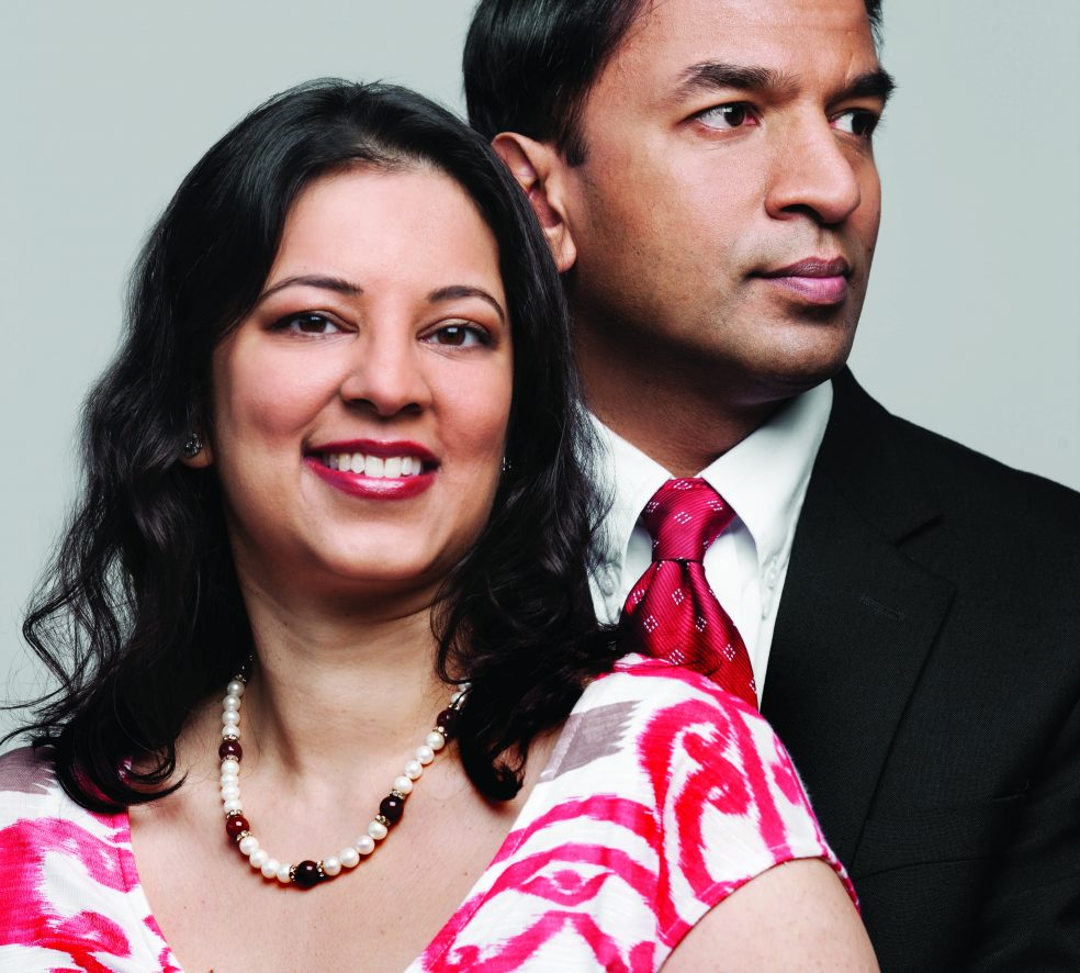 Power Couples: Deepali Kumar & Atul Humar