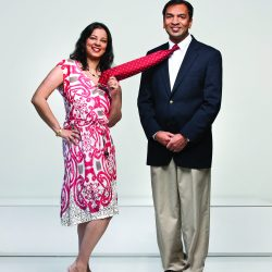 Deepali Kumar & Atul Humar