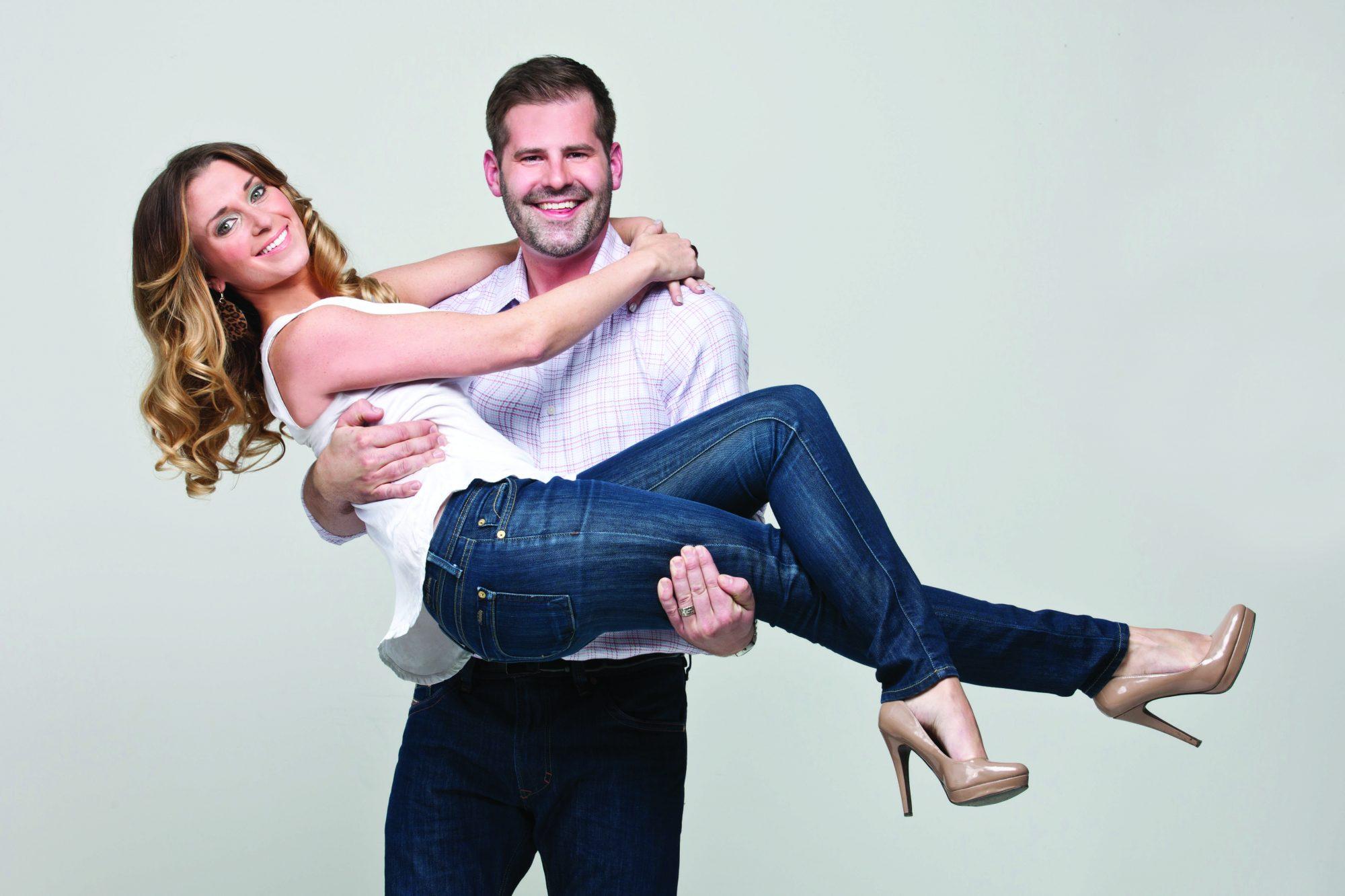 Ryan Jespersen and Kari Skelton