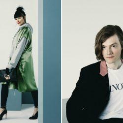 Eva Polis and Zach Polis 2020 Edmonton's Best Dressed