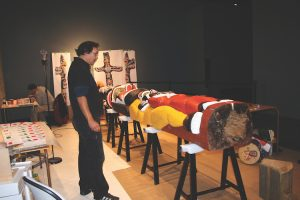 RoyalAlbertaMuseum_TotemPole_4