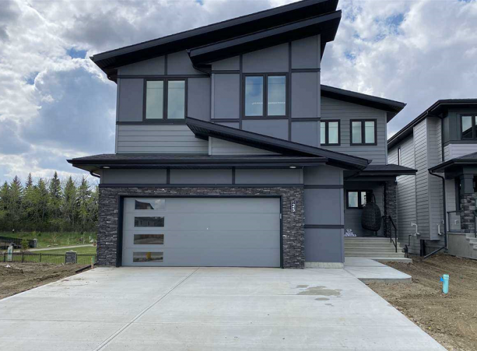 Property of the Week: Ultra Modern in Sherwood Park