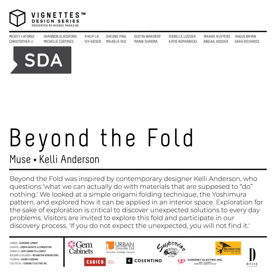 Beyond the Fold