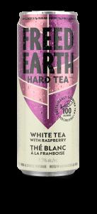 white tea with raspberry