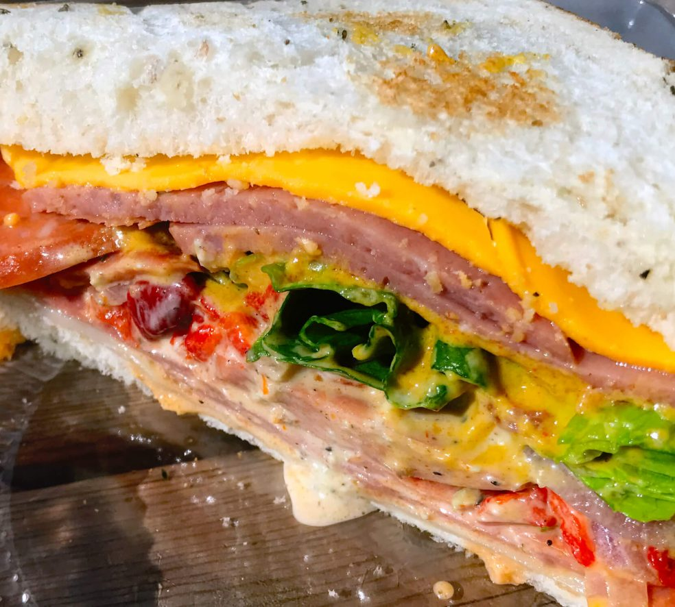 Lunch Stop: The Sandwich Project