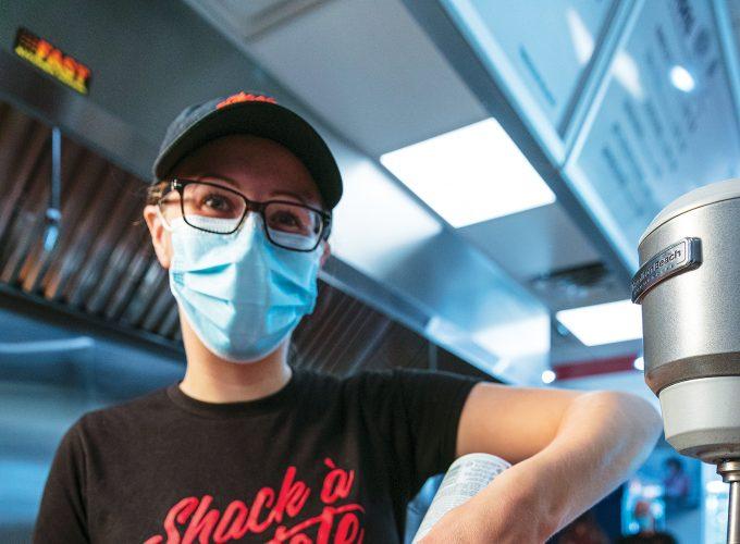 Shack à Patate
