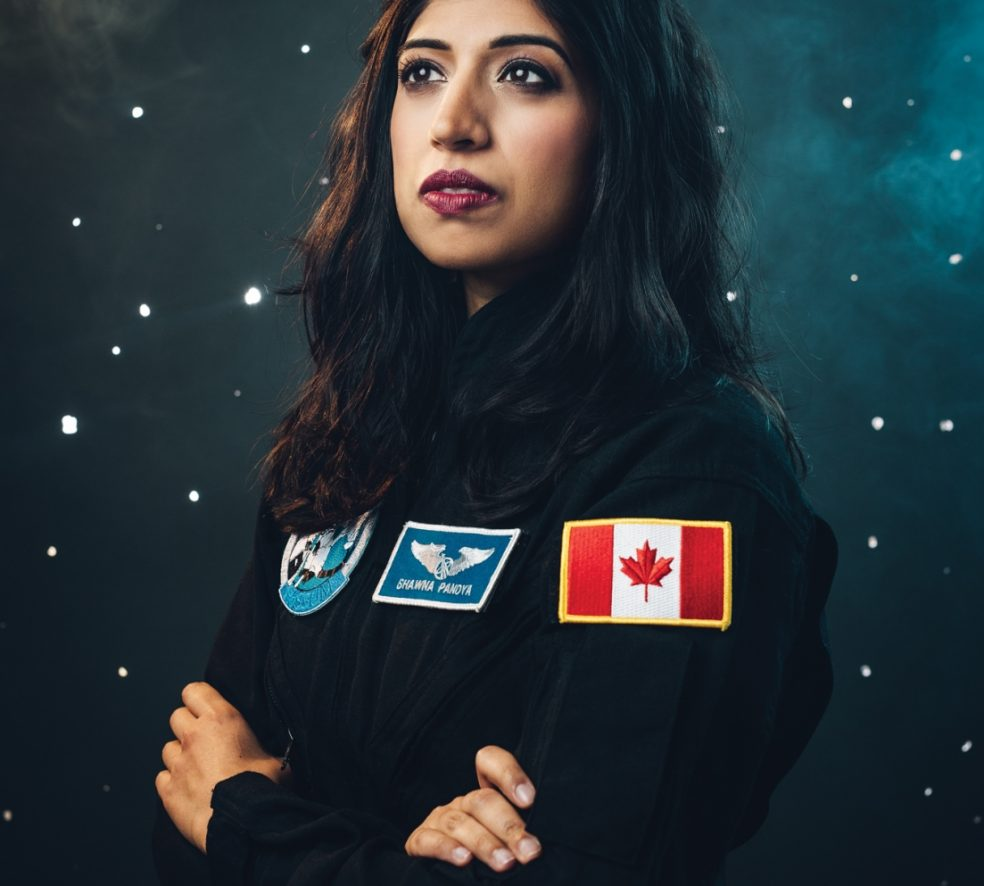 Twenty Minutes In Space