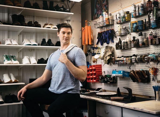 Sneakerheads: Meet The Edmontonians Who Obsess Over This Popular Shoe Style
