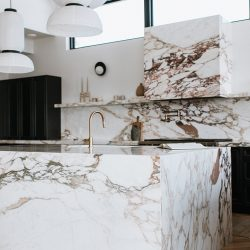 McLean house, marble