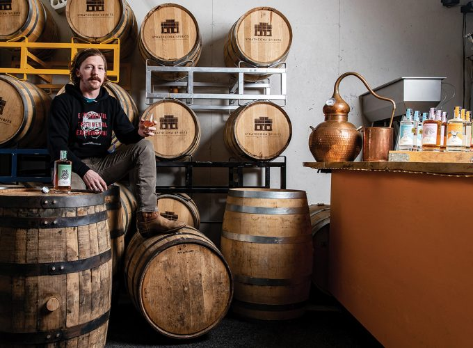 How Strathcona Spirits is Driving Edmonton's Distilling Scene Forward