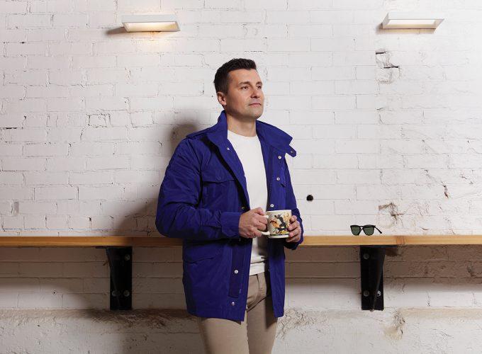 Style Q & A: Ivan Beljan