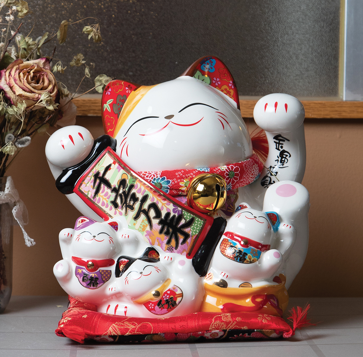 Lucky cat, House of Goodys
