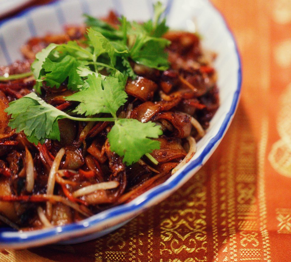 Best Things to Eat: Pad Siew at Syphay