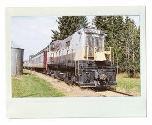 Alberta Central Railway Museum