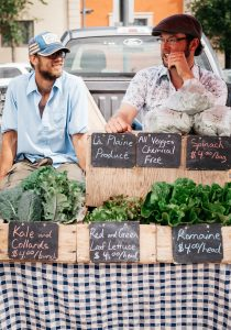 Saskatoon farmers' markets