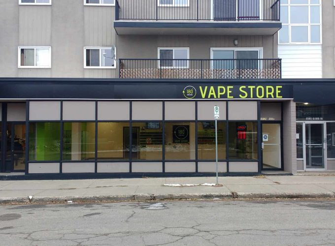 5 Fast Facts About 180 Smoke Vape Store