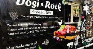 Dosi-rock Korean BBQ food truck