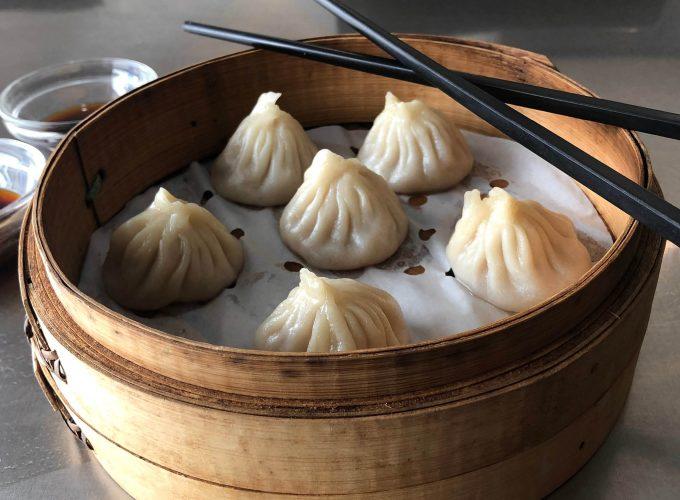 Best Things to Eat: Xiao Long Bao Steamed Pork Soup Dumplings from Shanghai 456