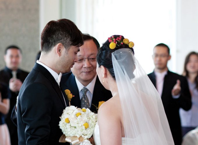 Symbolic and Traditional Chinese Wedding Traditions